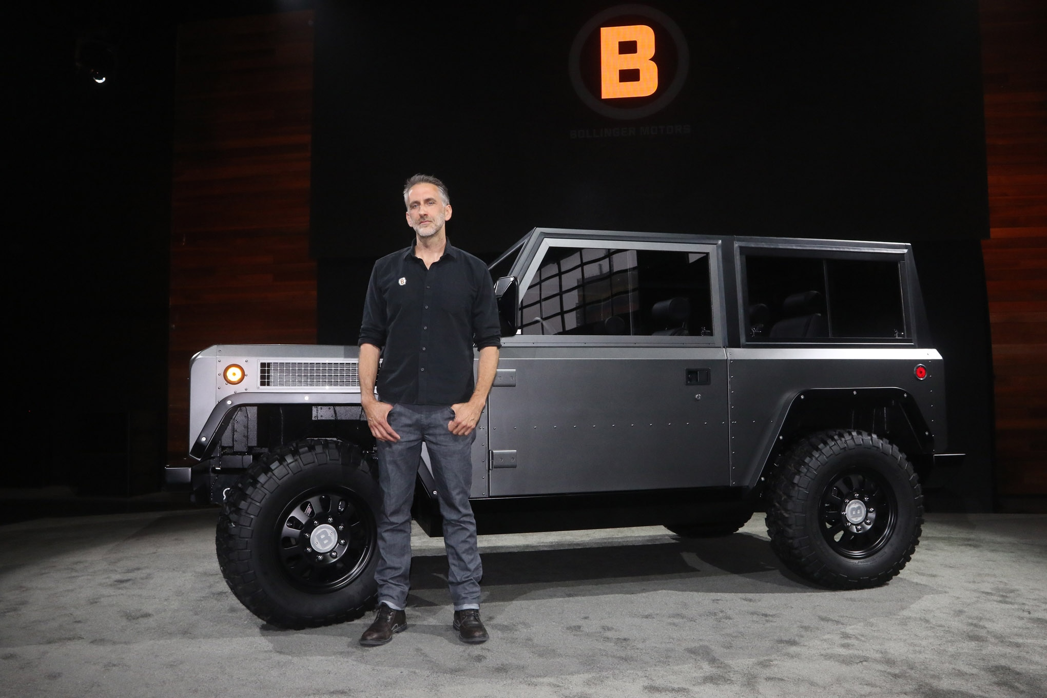 Bollinger B1 Electric Off-Road Vehicle