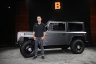 Bollinger B1 Electric Off Road Vehicle Photo 153486708