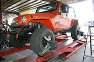 089 2005 rubicon suspension ted wiens las vegas chassis alignment
