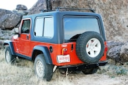 004 2005 rubicon suspension stock rally hardtop