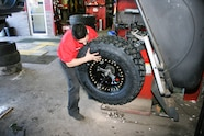079 2005 rubicon suspension tires balanced