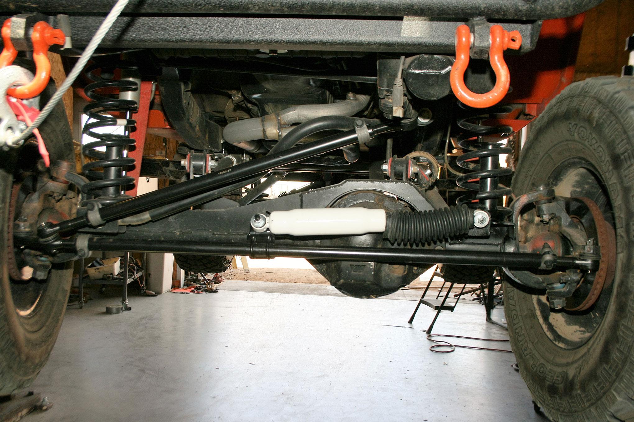 088 2005 rubicon suspension heavy dty stabilizer rugged ridge