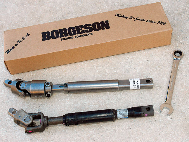 gm Truck Steering Shaft borgeson Components Photo 15374594