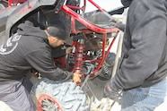 012 eibach springs pro utv yamaha yxz rear shocks removed