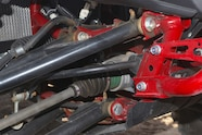 025 eibach springs pro utv yamaha yxz stock anti sway bar close up
