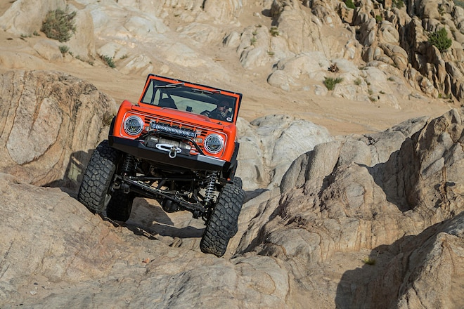 1971 Ford Bronco: Get the skinny on this narrowed Bronco