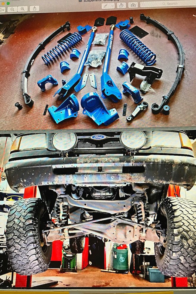 Short Range Part 2: Solid Axle Swap on a Ford Ranger