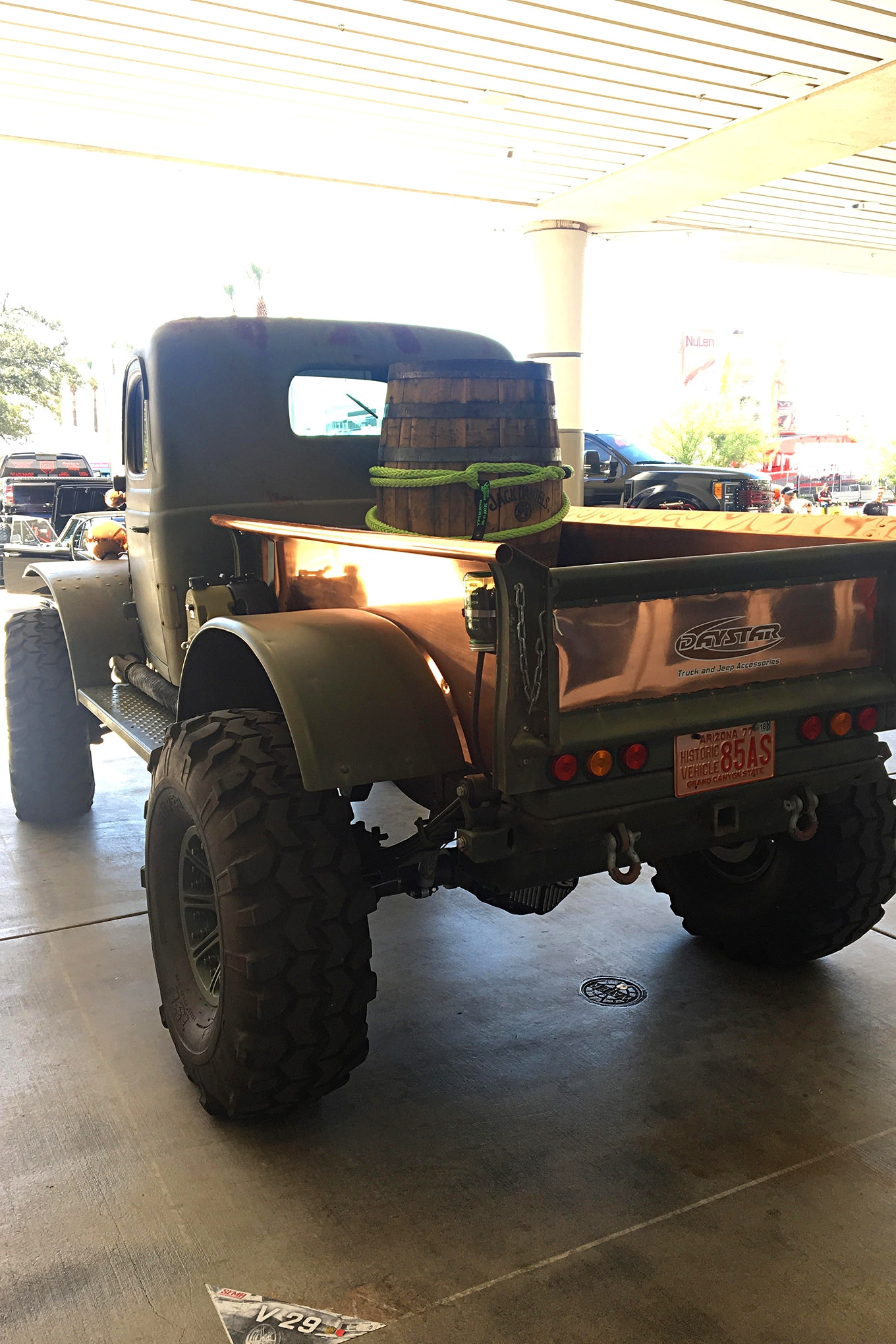 sema 2017 unusual off road vehicles 11