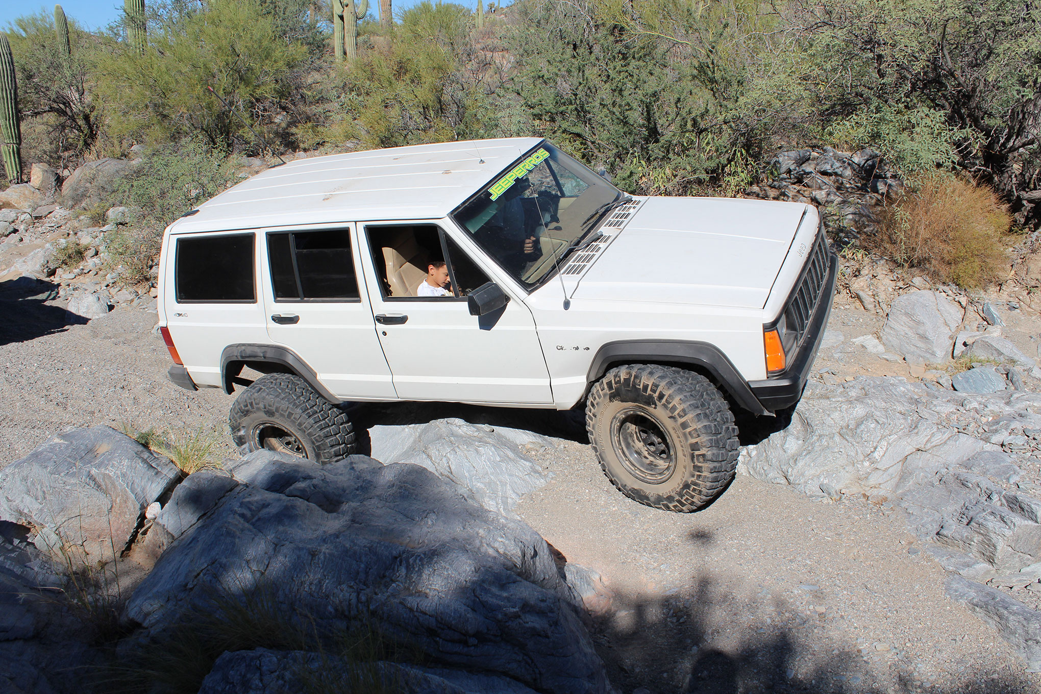Nuts & Bolts: V-8 Transplant Into an XJ