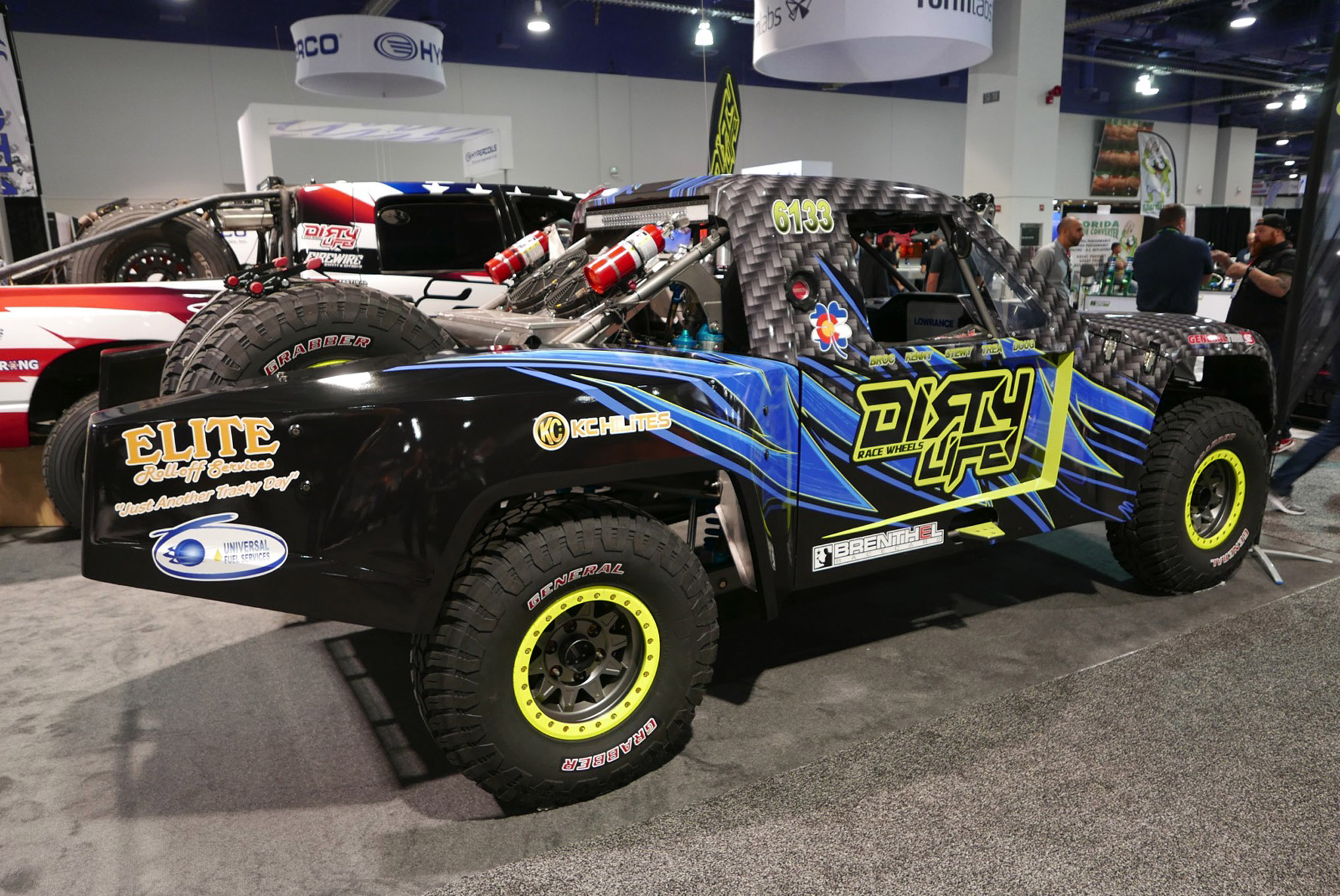 195 sema 2017 day 1 south upper hall gallery photos