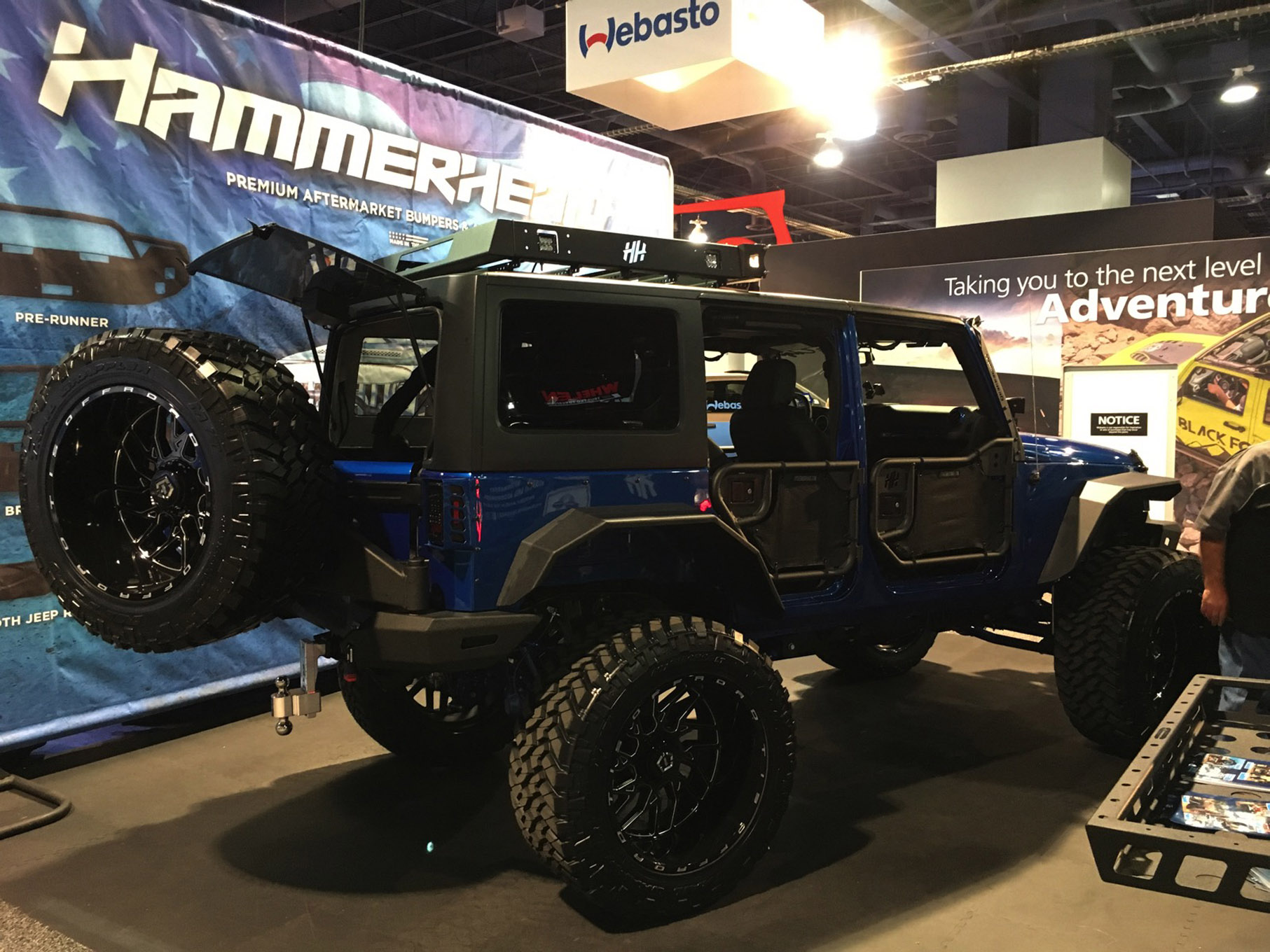 015 sema 2017 day 1 south upper hall gallery photos