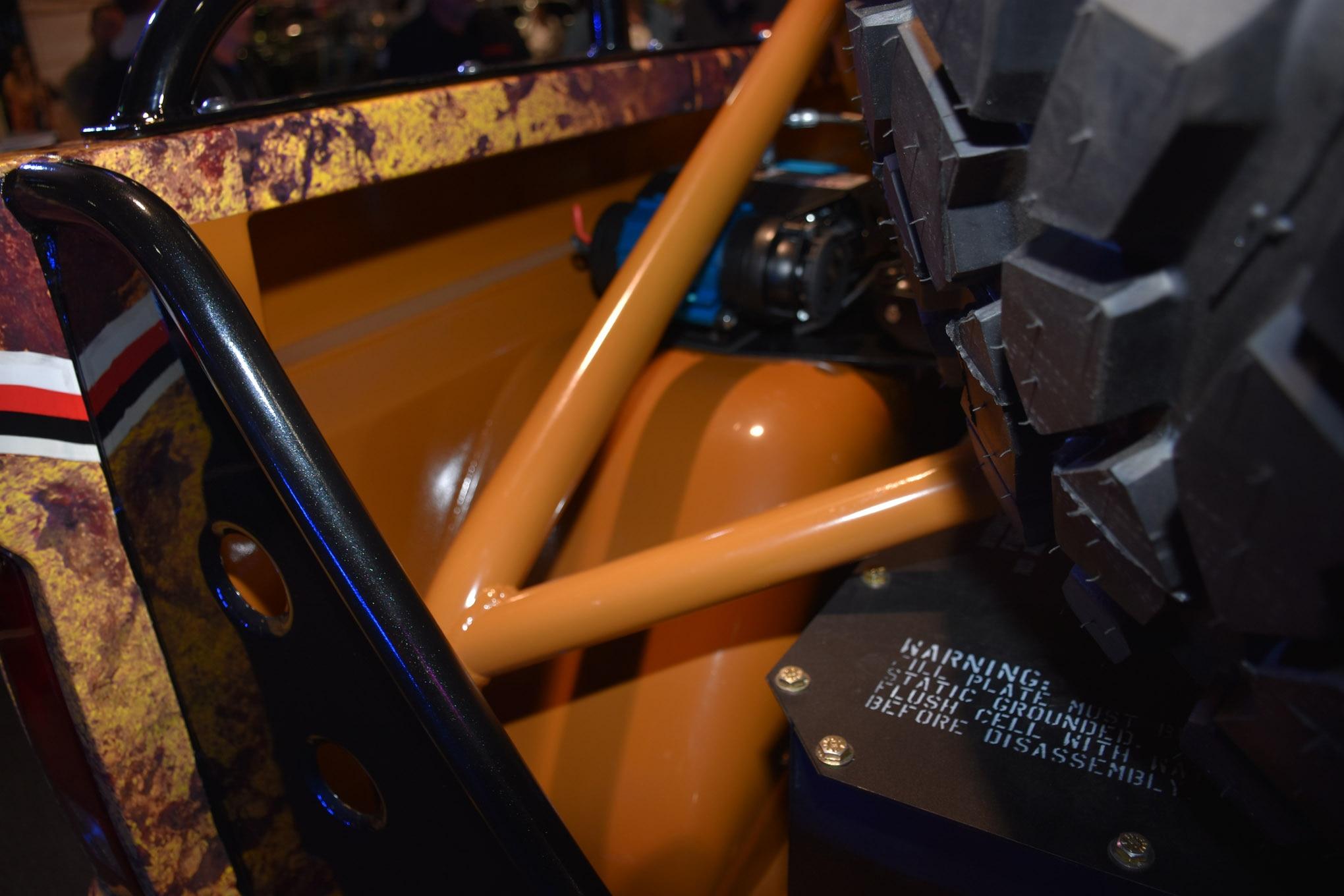 014 skyjacker bronco mini feature sema 2017