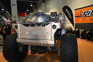 008 sema jeep mini feature hauk rear  radiator