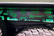 009 sema jeep mini feature 6x6 backlit
