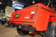 011 sema jeep mini feature jkcommando rear bumoer