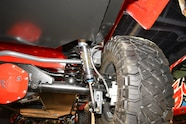 006 sema jeep mini feature jkcommando rear suspension