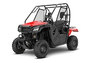 022 utv guide honda pioneer 500 front three quarter