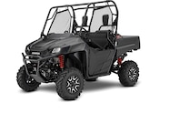 021 utv guide honda pioneer 700 front three quarter