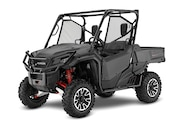 019 utv guide honda pioneer 1000 front three quarter