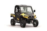 017 utv guide cub cadet challenger 550 front three quarter