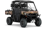 013 utv guide can am defender mossy oak hunter edition front three quarter