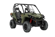 012 utv guide can am commander dps front three quarter