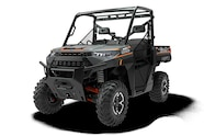 043 utv guide polaris ranger xp 1000 eps front three quarter