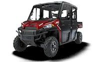 042 utv guide polaris ranger xp 1000 northstar edition front three quarter