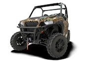 039 utv guide polaris general hunter edition front three quarter