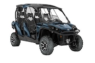 011 utv guide can am commander max xt front three quarter