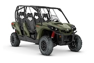 008 utv guide can am commander max limited front three quarter