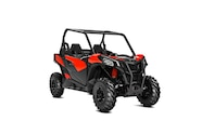 007 utv guide can am maverick trail dps front three quarter