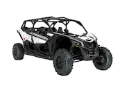 006 utv guide can am maverick max turbo r front three quarter