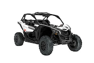 005 utv guide can am maverick x3 turbo r front three quarter