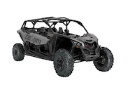 004 utv guide can am maverick max x ds turbo front three quarter
