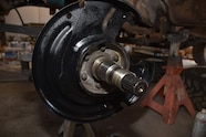 020 dino spindle and caliper mount