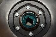 021 dino grease in the wheel hub