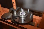 030 dino wheel stud instal
