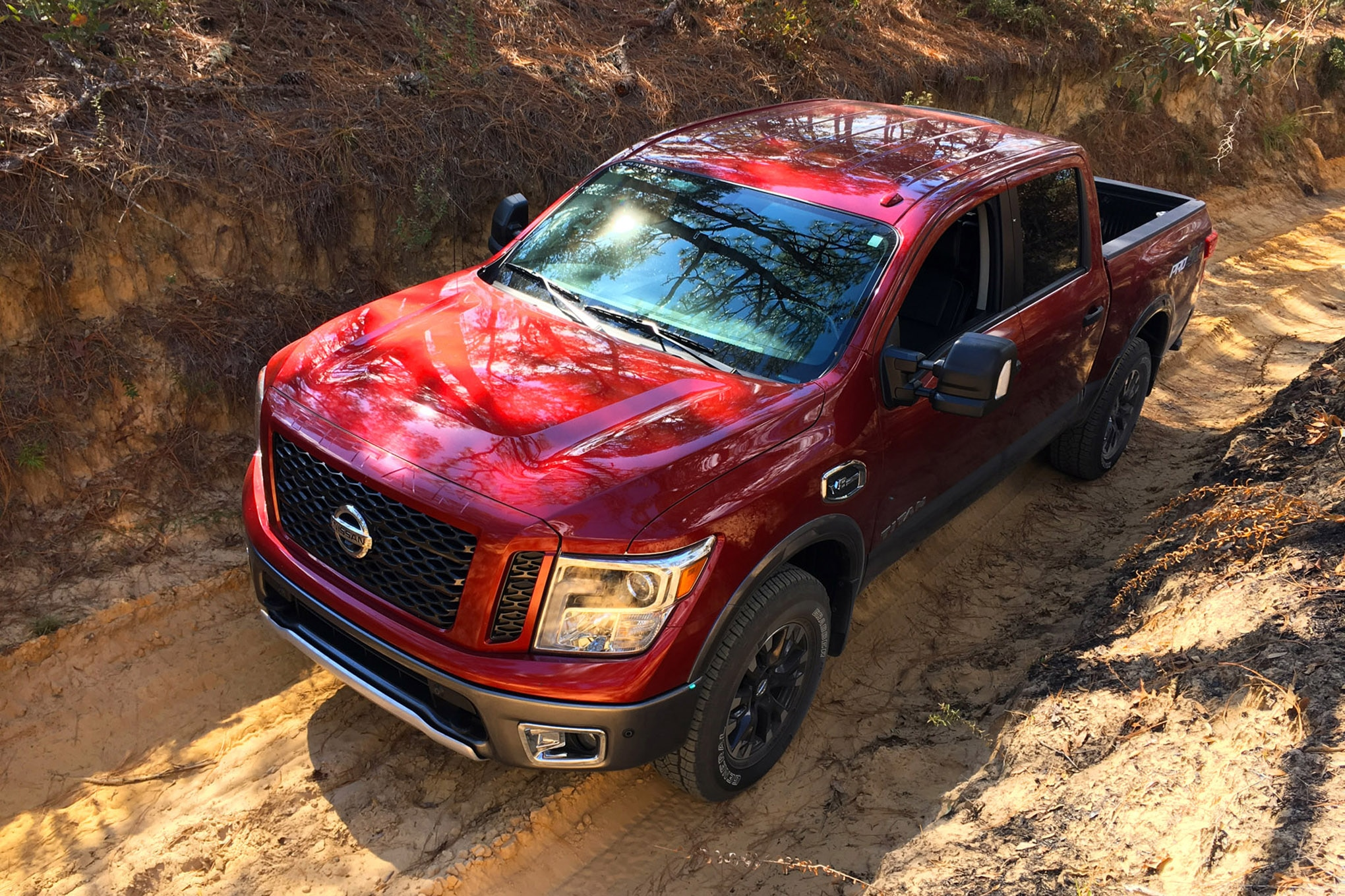 project4x 2017 nissan titan lead