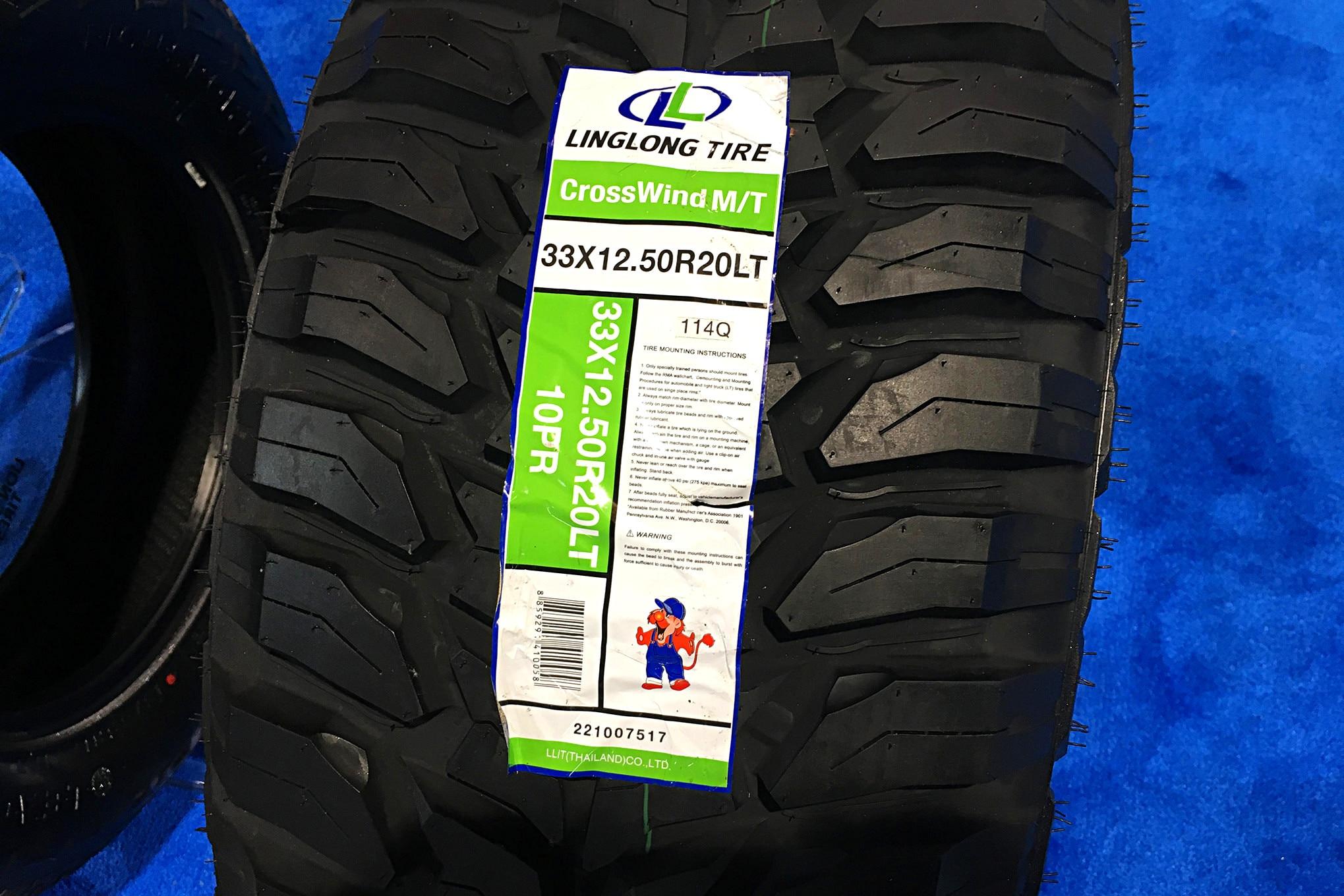 sema off brand off road tires 45