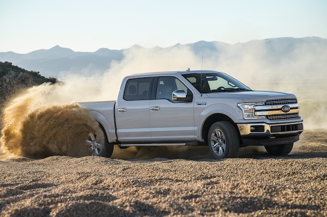 Ford Granted Patent for Off-Road Self-Driving System