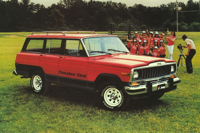 A Burley Jeep From the Psychedelic Seventies