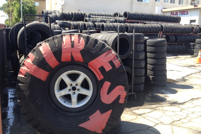 Buying Used Tires, The Born-on Date Debate