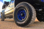 010 toyota tacoma fox rigid camburg general vision mcneil bodyguard prp macs eibach tire close up.JPG