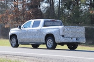 2019 chevrolet silverado 1500 spied exterior rear quarter 01