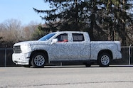 2019 chevrolet silverado 1500 spied exterior side front quarter
