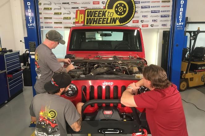 Week to Wheelin' - Day 3 Recap #WEEK2WHEELIN2017