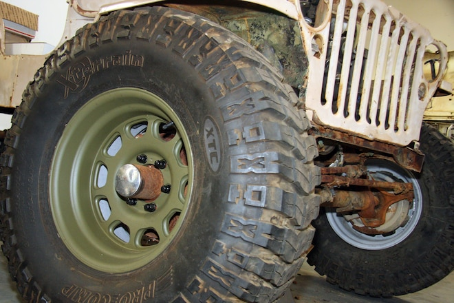 How Wheel Size Affects Off-Road Performance