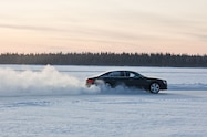 2016 bentley flying spur ice track