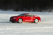 2016 bentley continental gt ice track